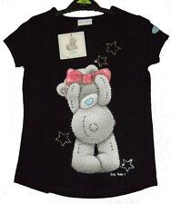 Disney Girls' Short Sleeve Sleeve Cotton Blend T-Shirts & Tops (2-16 Years)