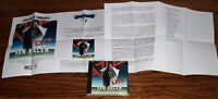 Van Halen USA Promo radio dj CD 12 track sampler LIVE IN CONCERT TOKYO DOME