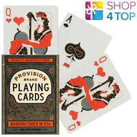 PROVISION THEORY 11 PLAYING CARDS DECK MAGIC TRICKS SEALED MADE IN USA NEW