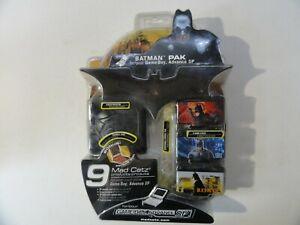 BATMAN PAK für GAME BOY ADVANCE SP-Tasche+Gamehüllen+Skin+Screen Protector***