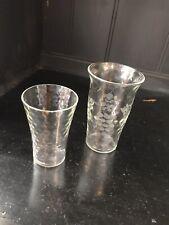 Antique Bacaro Wine Tumbler Glasses