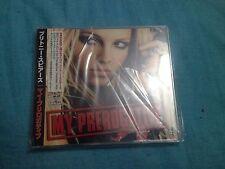 BRITNEY SPEARS - MY PREROGATIVE - JAPAN CD