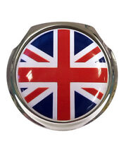 Union Jack Flag Car Grille Badge - FREE FIXINGS