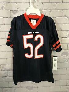Khalil Mack #52 Chicago Bears Football Jersey - Size Youth Large 12/14