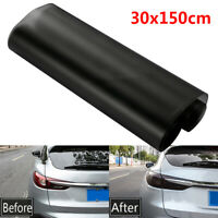 30*150cm Car Headlight Fog Lamp Sticker Tint Film Taillight Vinyl Fog Light Wrap
