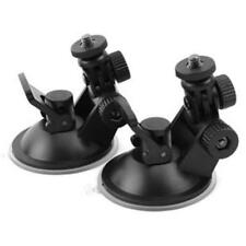 Windshield Suction Cup Mount Holder for Car Digital Video Recorder Camera Black