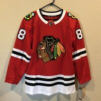 NWT Authentic Adidas Patrick Kane Chicago Blackhawks Jersey sz 50