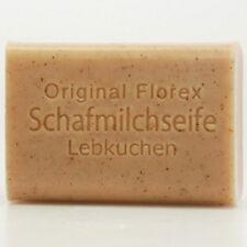 Florex Schafmilchseife eckig LEBKUCHEN