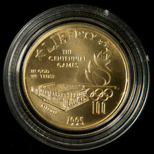 1995-W $5 OLYMPIC Commemorative .2419 ozt GOLD Coin * UNCIRCULATED Lot#R670