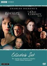 Dickens Bleak House & The Old Curiosity Shop 4 DVD Set BBC Video BRAND NEW