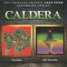 Caldera  – Caldera / Sky Islands   new   2 albums on 1 cd