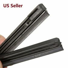 2PCS 25-1/2?6mm Car Bus Silicone Universal Windshield Wiper Blade Refill