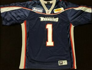 Arena Football Leauge AFL defunct Austin Wranglers jersey TEAM ISSUE L
