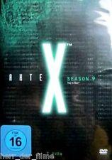 AKTE X Season 9, 7 DVDs (David Duchovny) NEU+OVP