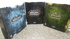 World of Warcraft Cataclysm, Burning Crusade, Wrath of the( Collector's Edition)