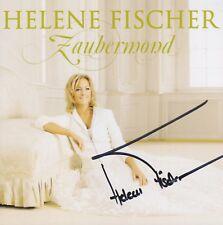 """HELENE FISCHER """"Zaubermond"""" CD Album NEU signiert IN PERSON Autogramm RAR"""
