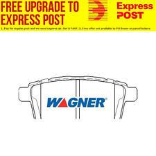 Wagner Brake Pad Set Rear DB1917WB fits Mazda CX-9 3.7 AWD (TB)