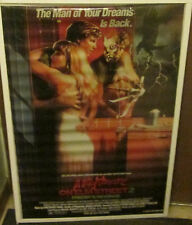 NIGHTMARE ON ELM ST 2  POSTER NEW VINTAGE RARE EARLY 2000'S MOVIE