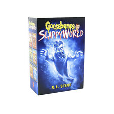 Goosebumps Slappyworld 6 Books Young Adult Collection Paperback Set By R L Stine