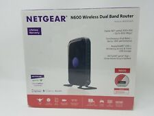 NETGEAR N600 DUAL BAND WI-FI ROUTER WNDR3400  Brand New