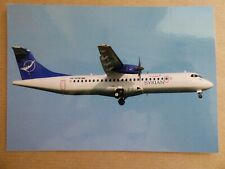 SYRIANAIR   ATR 72-500   YK-AVB   / COLLECTION VIL N° 1522