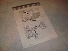 Lgb 40040 Series Modern Ore Car Set 1-Page Instruction Manual Brand New!