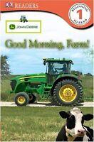 DK Readers L1: John Deere: Good Morning, Farm!