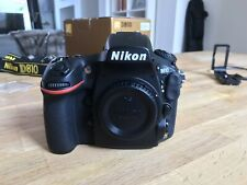 Nikon D810 - Excellent Condition With Low Shutter Count (36.3MP Full-Frame)