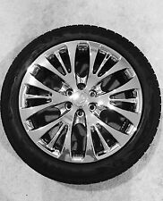 "(4) 22"" Cadillac Rims with 285/45R22 Goodyear Fortera (SL Edition) Tires"
