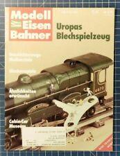 Modelleisenbahner Dezember 12/91 B21196