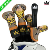 Golf Club Head Cover Fairway Wood Headcover Utility UT Putter Club Protector New