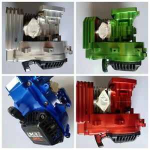 SCZ Raing 28.5CC 9HP Reed Engine powerful for 1/5 Scale Car Baja Losi 5ive T MCD