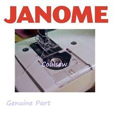 Janome Sew Mini 145m Argos Value 535 Dmx100 Plastic Slide Plate Bobbin Cover