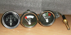 Gauges Kit For IH / Farmall - A, B, Super A, Super A1 (1947-1954), C, Super C