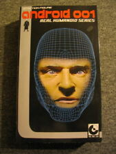 """ANDROID 001 12"""" Figure Real Humanoid Series Bladerunner"""