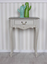 Flurtisch Console Side Table Cottage Wall Sideboard Antique