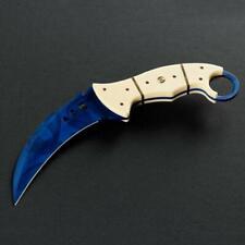 Genuine Elemental Knives Sapphire Talon Real Csgo Knife