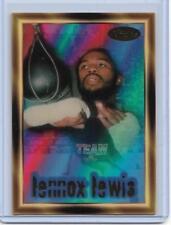 RARE 1996 RINGSIDE LENNOX LEWIS SAMPLE / PROTOTYPE CARD ~ L@@K!!!