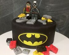Edible Batman Cake Topper