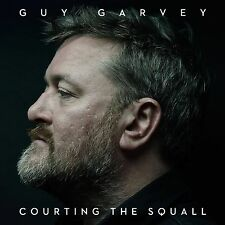 GUY GARVEY 'Courting The Squall' Vinyl LP + Download 2015 - NEW & SEALED