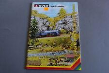 X282 NOCH Train maquette catalogue Ho N Z1996 deutsch Perfekter Landschaftsbau