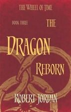 The Dragon Reborn: Book 3 of the Wheel of Time by Robert Jordan (Paperback, 2014)