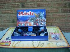 PARKER The World Conquest Risk Strategy Board Game 2 To 6 Players 2004