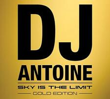 DJ ANTOINE = Sky is the Limit = GOLD EDITION = CD = ELECTRO HOUSE DANCE GROOVES!