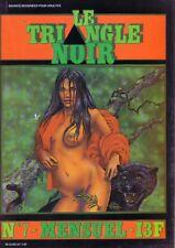 LE TRIANGLE NOIR N°7 CAP - magazine BD  pour Adultes