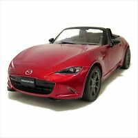 First18 1/18 Mazda NEW Roadster Soul Red Premium Metallic Diecast Model F18017