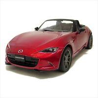 First18 1/18 Mazda NEW Roadster Soul Red Premium Metallic Diecast Model F18017