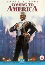 Coming To America 2001 Eddie Murphy, Arsenio Hall, James NEW SEALED UK R2 DVD