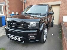 land rover discovery 3 black 2.7 diesel  2007 auto upgraded by xclusive
