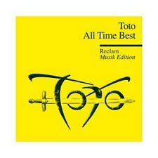 TOTO-All time best (Reclam Musik Edition 27) CD 16 tracks Rock & Pop Nuovo